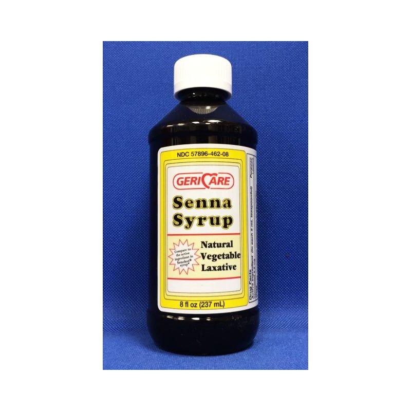 Geri Care Q451 08 Gcp 4045 Senokot Laxative Liquid 8oz Btl