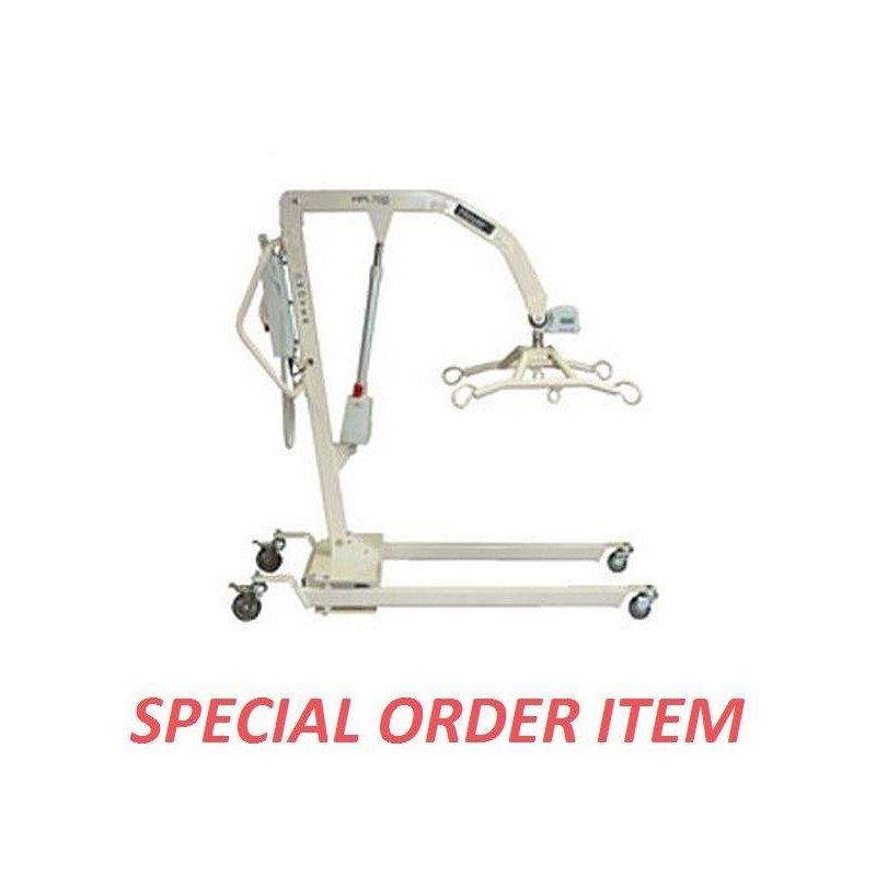 Joerns Healthcare Inc Hpl700wsc 6477 Hoyer Lift Electric