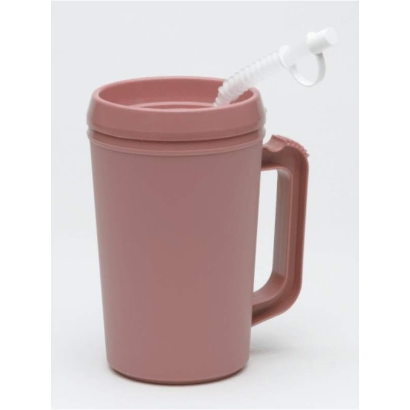 Ndc Inc Gmi Gp55404 6921 Pitcher Mug W Straw 34oz